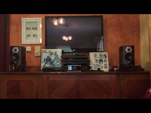 Sony PS-HX500 Turntable+Denon PMA-50+Dali Menuet (Part 2)
