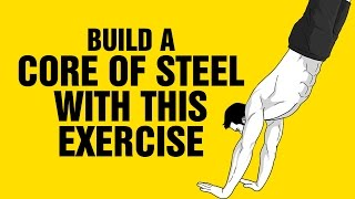 Extreme Core & 6 Pack Abs Exercise - Can You Do 5 In Row ? : How To Do Wall Walks