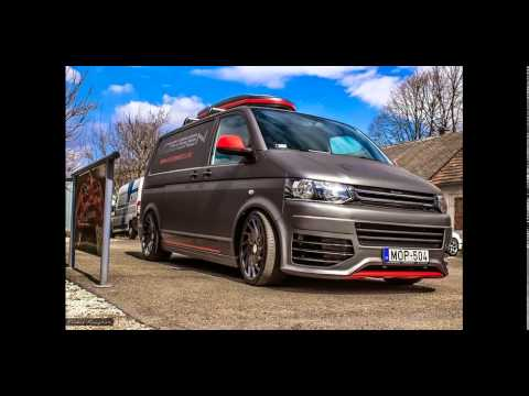 volkswagen vw t5 bus tuning by o youtube. Black Bedroom Furniture Sets. Home Design Ideas