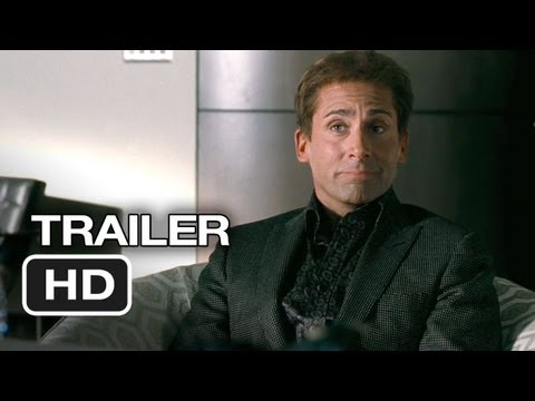 The Incredible Burt Wonderstone   1 2013  Jim Carrey, Olivia Wilde Movie HD
