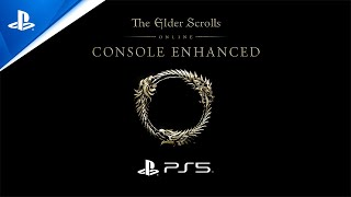 The Elder Scrolls Online - Console Enhanced Preview | PS5