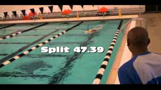 Michael Phelps Olympic Record broken by USMS Swimmer