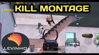 Levinho Kill Montage 2020   Pubg Mobile   Kill Montage #1