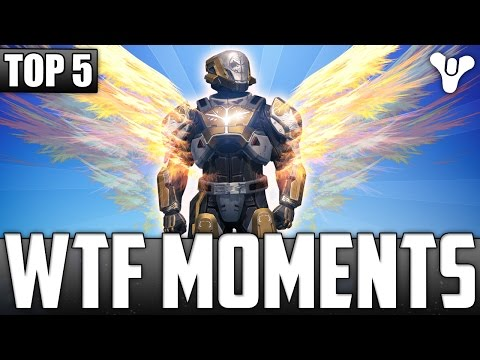 Titan Self Res! How The? Top 5 WTF Moments Of The Week / Episode 442 - Destiny Age Of Triumph