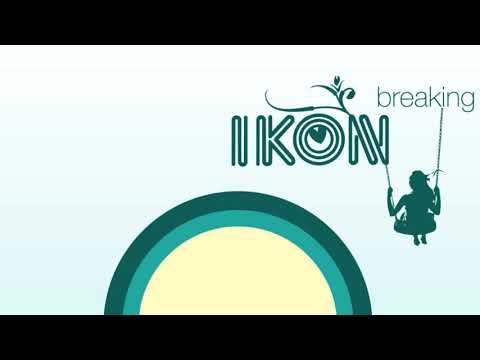 Ikon - Breaking (feat. Dee Ellington) [Dr Rubberfunk Remix] (Official Audio)