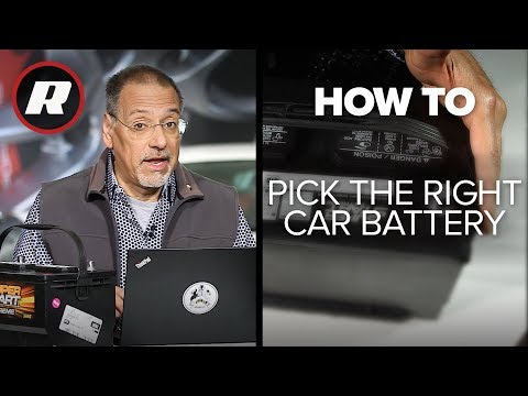 How To: Buy The Right Battery For Your Car | Cooley On Cars