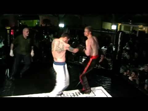 John Freeman vs Mick Graham 1
