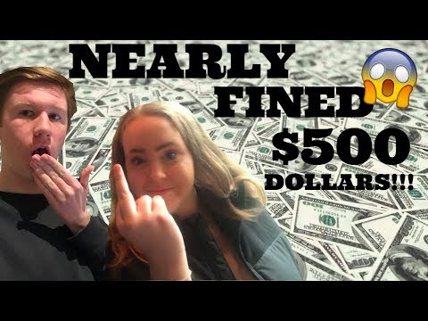 NEARLY GETTING FINED $500 ON THE TRAIN // Tom West