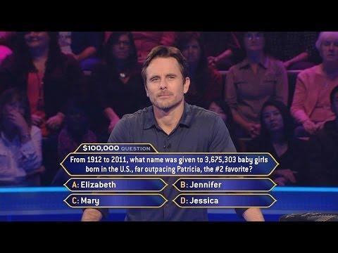 Millionaire - Chip Esten's Path to a Million Dollar Shot (Nov. 20-21, 2013)
