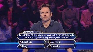 Millionaire - Chip Esten's Path to a Million Dollar Shot (Nov. 20-21, 2013) thumbnail