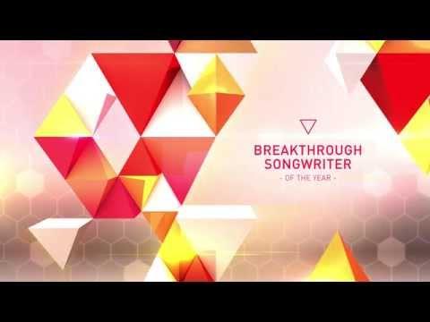 Breakthrough Songwriter of the Year – 2015 APRA Music Awards