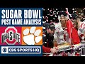 2021 Sugar Bowl Post Game Analysis: Fields leads Buckeyes to CFP national title game | CBS Sports HQ