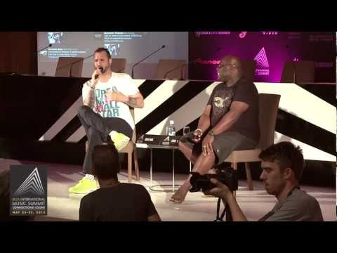 Carl Cox & Loco Dice - IMS Ibiza 2012 - In Conversation