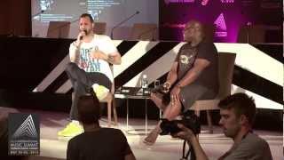 Carl Cox & Loco Dice - IMS Ibiza 2012 - In Conversation