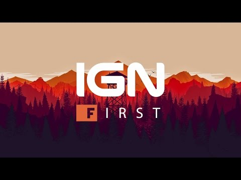New demo shows Firewatch might be a perfect exploration game