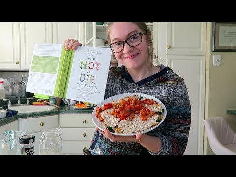 Day 6: How Not to Die Cookbook Meal Plan Part 2
