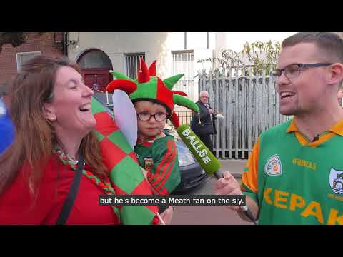A Meath Man Goes To The All-Ireland Final