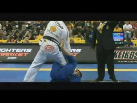 Leandro Lo, Cobrinha, Rafael Mendes - Modern Jiu-jitsu Guards Highlight