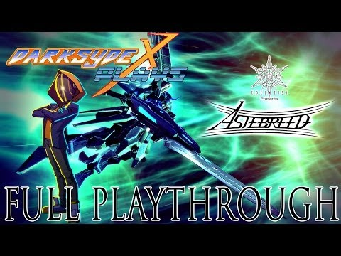 Let's Play Astebreed | Full Playthrough