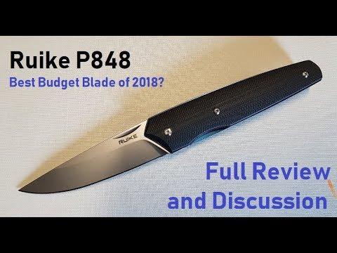 Ruike P848 Full Review