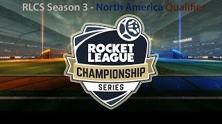 Genesis vs Take 3 | RLCS Season 3 NA Qualifiers