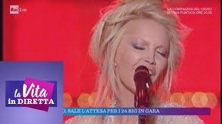 Sanremo 2019: interviste ai cantanti in gara - La vita in diretta 04/02/2019