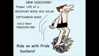 Missouri wind and solar freedom wind tunnel tests pmg ripoff