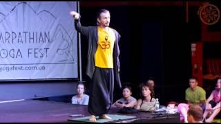 Ишвара йога. Анатолий Зенченко. Поперечный шпагат. Секреты освоения. Мифы и реальность