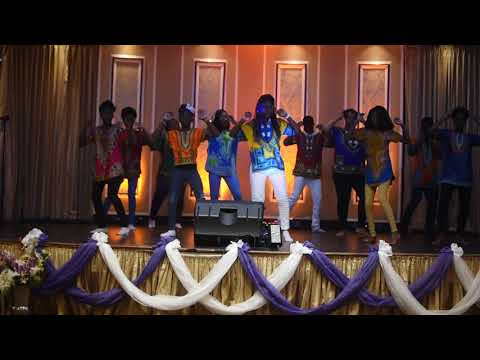 (NO JUJU & SHOUT FOR JESUS MIXED JAM )- QFC BROOKLYN DANCING STARS