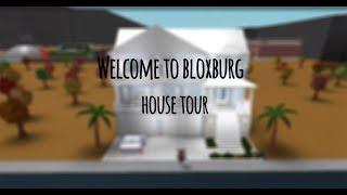 welcome to bloxburg house tour!