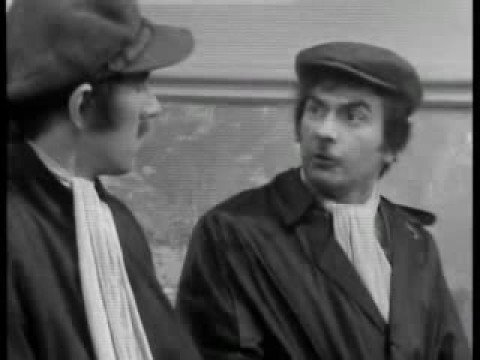 Peter Cook & Dudley Moore (At the doctors)