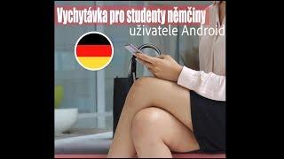 WordBit Němčina (Automatické učení jazyka) learn german for czech
