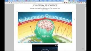 432 Hz in 7.83 Hz Schumann Resonance modulation(AM) part 1