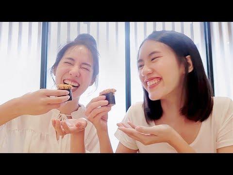 พิมฐามาเพื่อกิน!!!   MayyR x Pimtha - วันที่ 15 Dec 2018