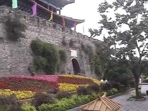 Dali the Ancient Capital City in Yunnan, China