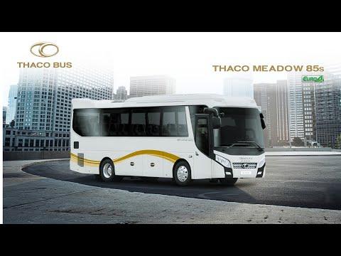 Thaco Meadow 85s  - Lựa chọn hàng đầu cho khách hàng kinh doanh dịch vụ - lữ hành