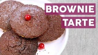 Einfaches Rezept für leckere Brownie-Tarte-Muffins | REZEPTE