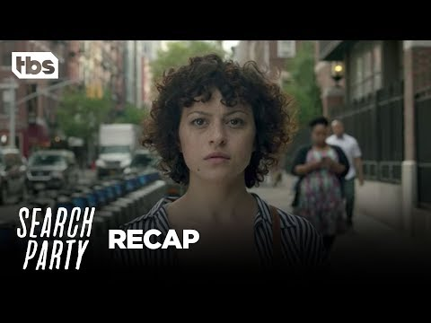 Search Party: Season 1 Recap | TBS