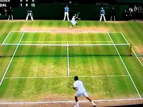 テニス 試合 ウィンブルドン2008...