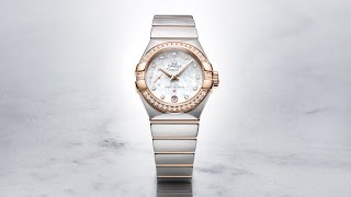 The OMEGA Constellation Master Chronometer Petite Seconde
