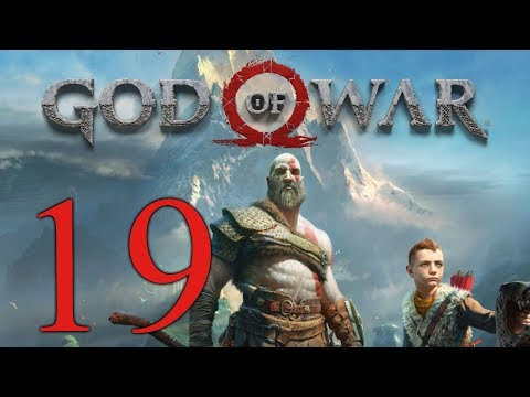 God of War (2018) playthrough pt19 - Searching For Brok's Buddy/Soul Eater Boss