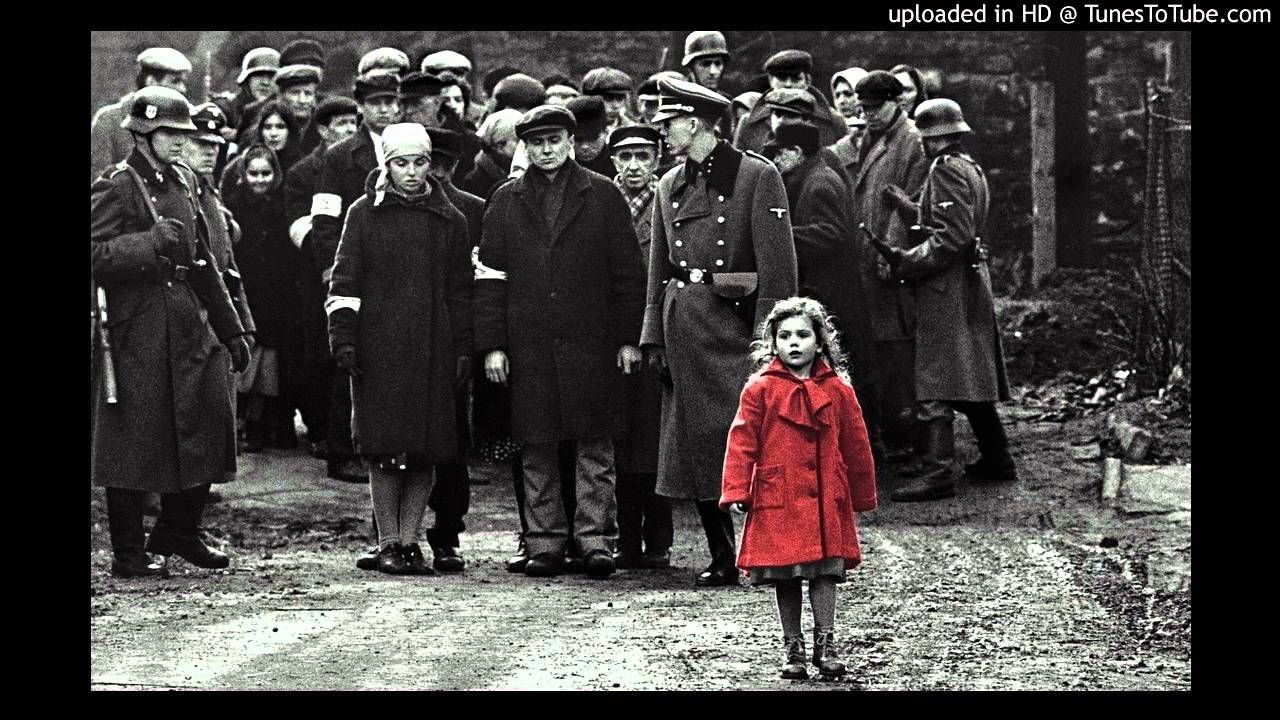 Schindler's List Sound Track Girl in Red - YouTube