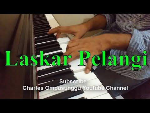 Laskar Pelangi Piano Version