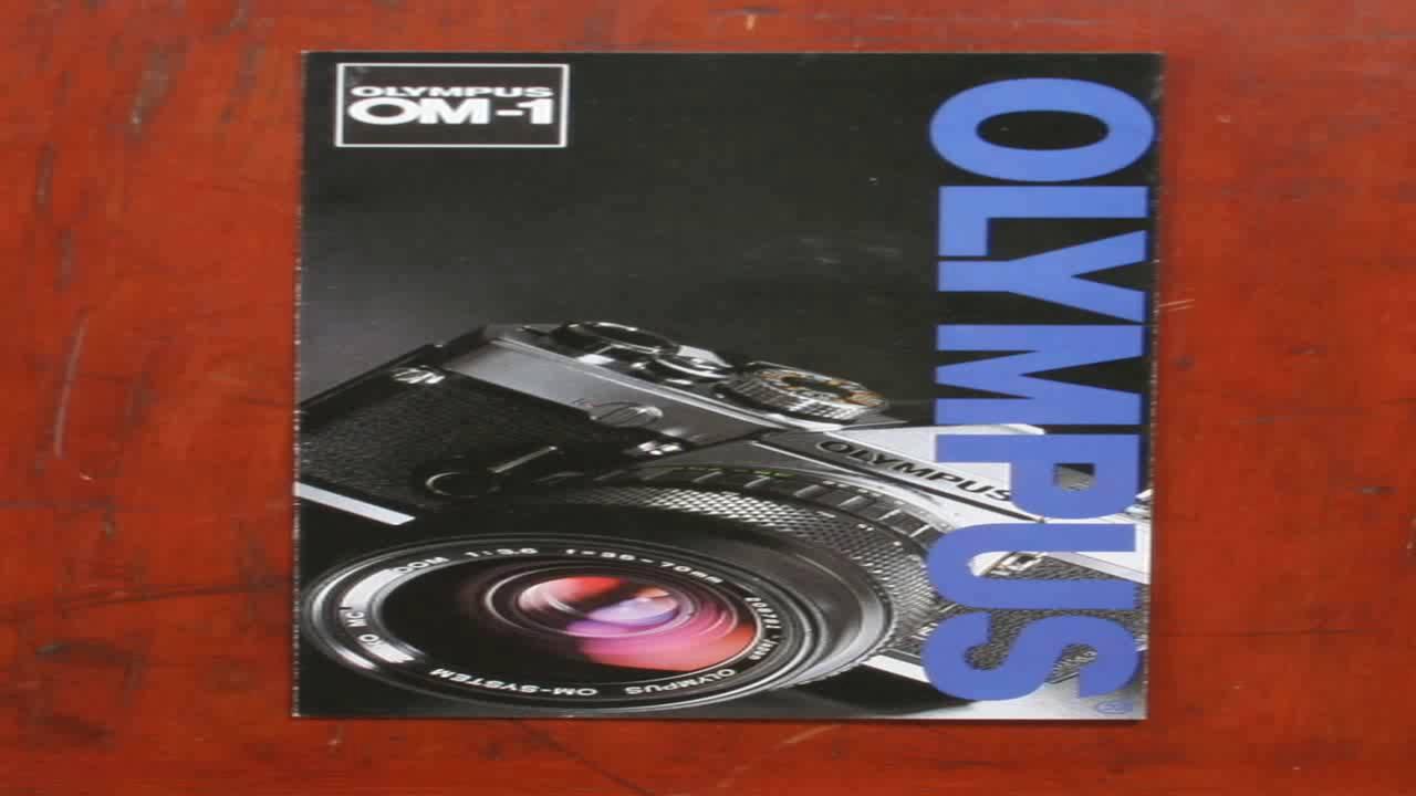 Olympus 50mm F1.8 Camera lens for OM-77AF