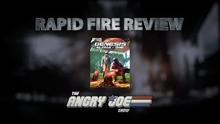 Genesis Alpha One Rapid Fire Review (Video Game Video Review)