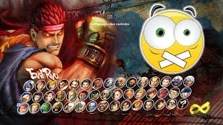 Ultra Street Fighter 4 PC Gameplay - Evil Ryu - Sem Comentários (No Commentary) PT-BR