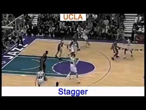 Utah Jazz UCLA Offense