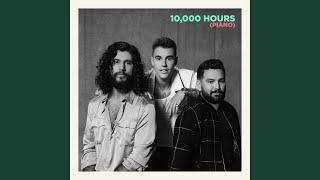 Gambar cover 10,000 Hours (Piano)
