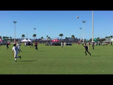 Seth Yager, 2020 Goalkeeper Recruit, Crossfire Premier Academy