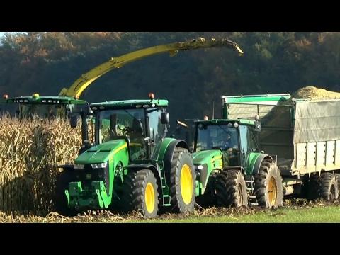 Megamovie met John Deere XXL pure Sound version Greving Landmaschinen Trekkerweb